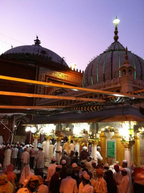 Nizamuddin Durgah