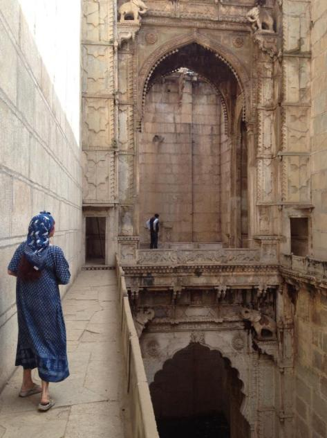 Step well in Bundi2