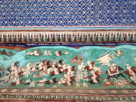 Wall painting Bundi2