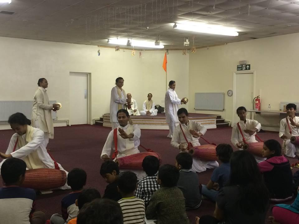 temple-performance